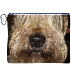 Wheaten Canvas Cosmetic Bag (XXXL)