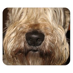 Wheaten Double Sided Flano Blanket (Small)