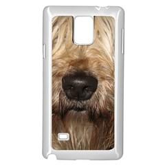 Wheaten Samsung Galaxy Note 4 Case (White)