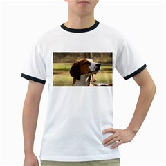 Treeing Walker Coonhound Ringer T-Shirts