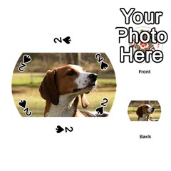 Treeing Walker Coonhound Playing Cards 54 (Round)