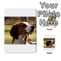 Treeing Walker Coonhound Multi Purpose Cards (rectangle)