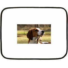 Treeing Walker Coonhound Fleece Blanket (Mini)
