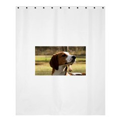 Treeing Walker Coonhound Shower Curtain 60  x 72  (Medium)