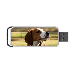 Treeing Walker Coonhound Portable USB Flash (One Side)