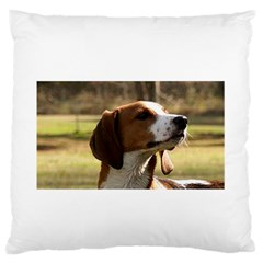 Treeing Walker Coonhound Standard Flano Cushion Cases (Two Sides)