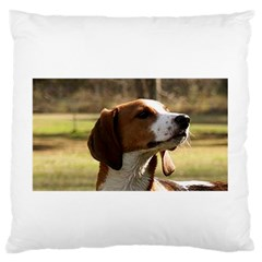 Treeing Walker Coonhound Large Flano Cushion Cases (Two Sides)