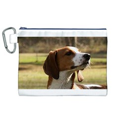 Treeing Walker Coonhound Canvas Cosmetic Bag (XL)