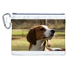 Treeing Walker Coonhound Canvas Cosmetic Bag (XXL)