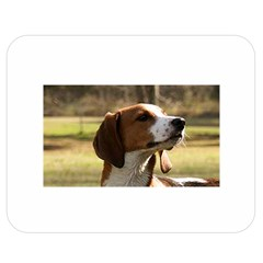 Treeing Walker Coonhound Double Sided Flano Blanket (Medium)