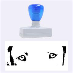 Vizsla Eyes Rubber Stamps (Large)