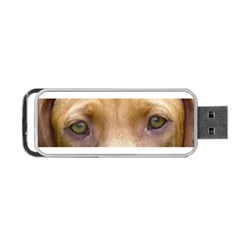 Vizsla Eyes Portable USB Flash (Two Sides)
