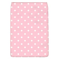 Pink Polka Dots Flap Covers (l)