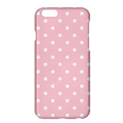 Pink Polka Dots Apple Iphone 6 Plus Hardshell Case