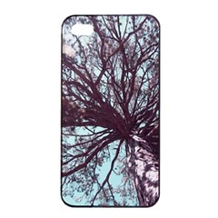 Under Tree  Apple iPhone 4/4s Seamless Case (Black)