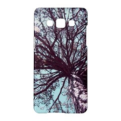 Under Tree  Samsung Galaxy A5 Hardshell Case