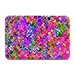 Swirly Twirly Colors Plate Mats
