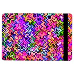 Swirly Twirly Colors iPad Air 2 Flip