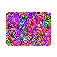 Swirly Twirly Colors Double Sided Flano Blanket (Mini)