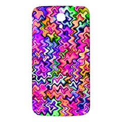 Swirly Twirly Colors Samsung Galaxy Mega I9200 Hardshell Back Case
