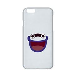 Whisper Reverse Print Apple Iphone 6 Hardshell Case