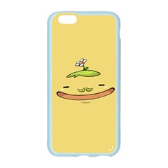 Hono Bono Face Reverse Print Apple Seamless iPhone 6 Case (Color)