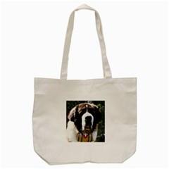 St Bernard Tote Bag (Cream)