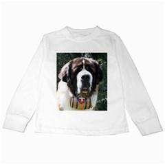St Bernard Kids Long Sleeve T-Shirts