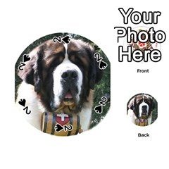 St Bernard Playing Cards 54 (Round)