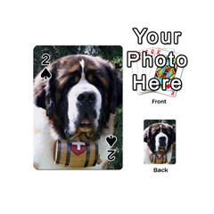 St Bernard Playing Cards 54 (Mini)