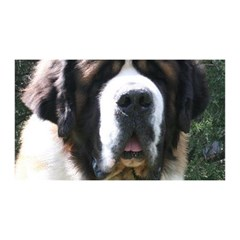 St Bernard YOU ARE INVITED 3D Greeting Card (8x4)