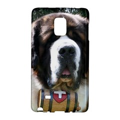 St Bernard Galaxy Note Edge