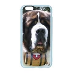 St Bernard Apple Seamless iPhone 6 Case (Color)