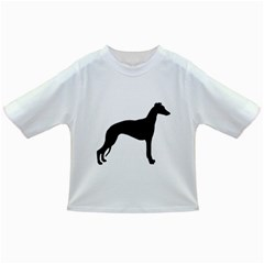 Whippet Silhouette Infant/Toddler T-Shirts