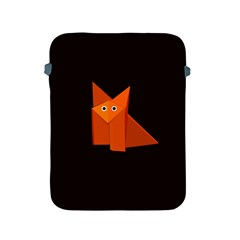 Dark Cute Origami Fox Apple Ipad 2/3/4 Protective Soft Cases