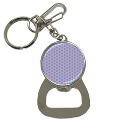 Cute Pretty Elegant Pattern Bottle Opener Key Chains