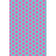 Cute Pretty Elegant Pattern 5.5  x 8.5  Notebooks