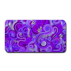 Lavender Swirls Medium Bar Mats