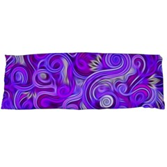 Lavender Swirls Body Pillow Cases (Dakimakura)