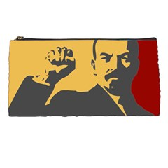 POWER WITH LENIN Pencil Case
