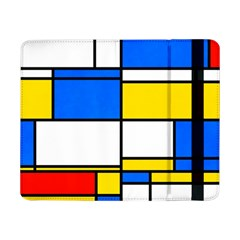 Colorful Rectangles	samsung Galaxy Tab Pro 8 4  Flip Case