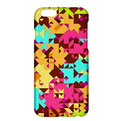 Shapes in retro colors	Apple iPhone 6 Plus Hardshell Case