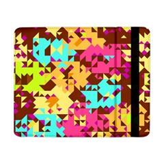 Shapes In Retro Colorssamsung Galaxy Tab Pro 8 4  Flip Case