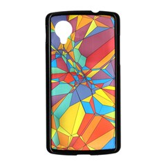 Colorful miscellaneous shapes Google Nexus 5 Case