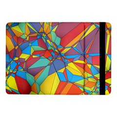 Colorful Miscellaneous Shapessamsung Galaxy Tab Pro 10 1  Flip Case