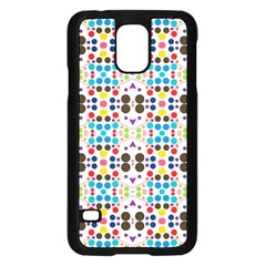 Colorful Dots Patternsamsung Galaxy S5 Case