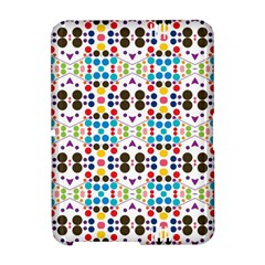Colorful dots pattern	Kindle Fire HD Hardshell Case