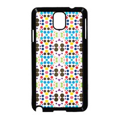 Colorful dots pattern Samsung Galaxy Note 3 Neo Hardshell Case