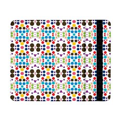 Colorful Dots Pattern	samsung Galaxy Tab Pro 8 4  Flip Case