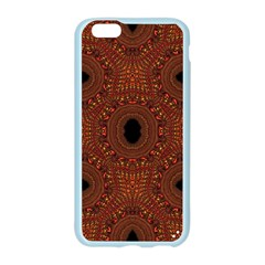 Crazy Beautiful Abstract  Apple Seamless iPhone 6 Case (Color)